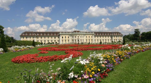 Ludwigsburg, Schloß, Blühendes Barock, Märchengarten, Blumen