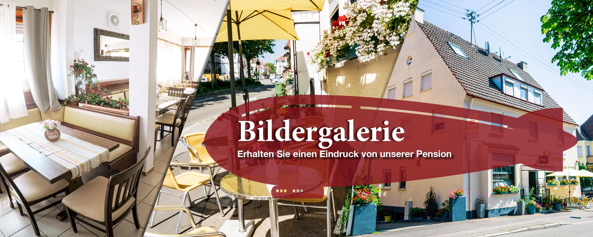 Bildergalerie, Pension, Kornwestheim, Schlafen, Übernachten