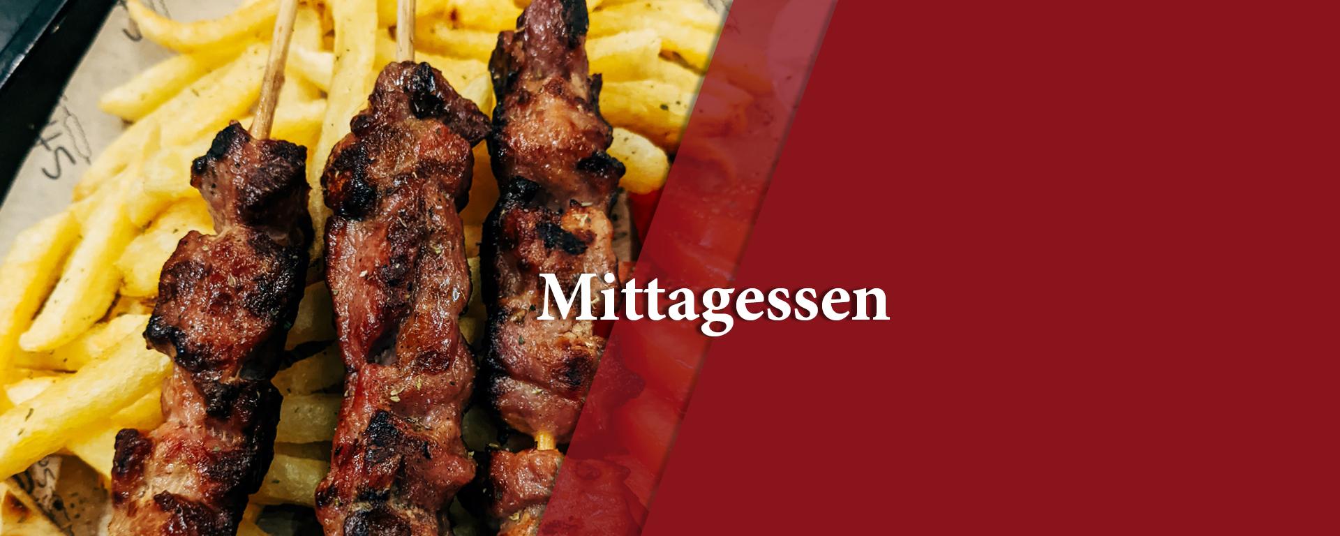 Mittagessen, Grichisch esses, Kornwestheim